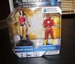 HERO PLUG & PLAY Miscellaneous Toy WONDER WOMAN & FLASH